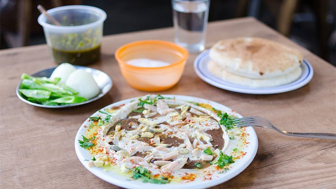Best Hummus in Tel Aviv