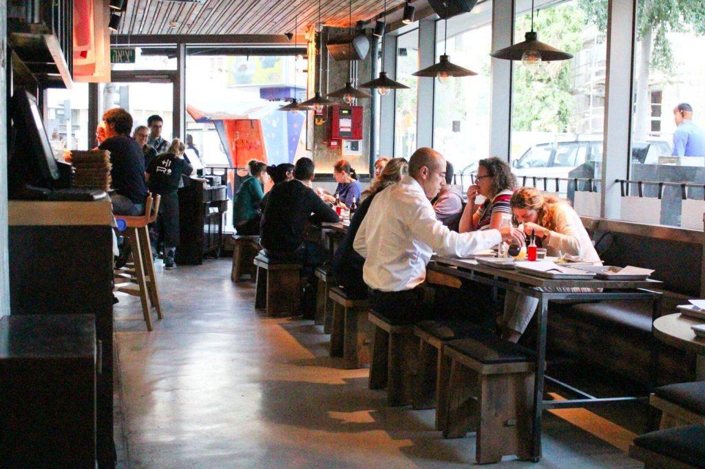 Lunch Deals in Tel-aviv