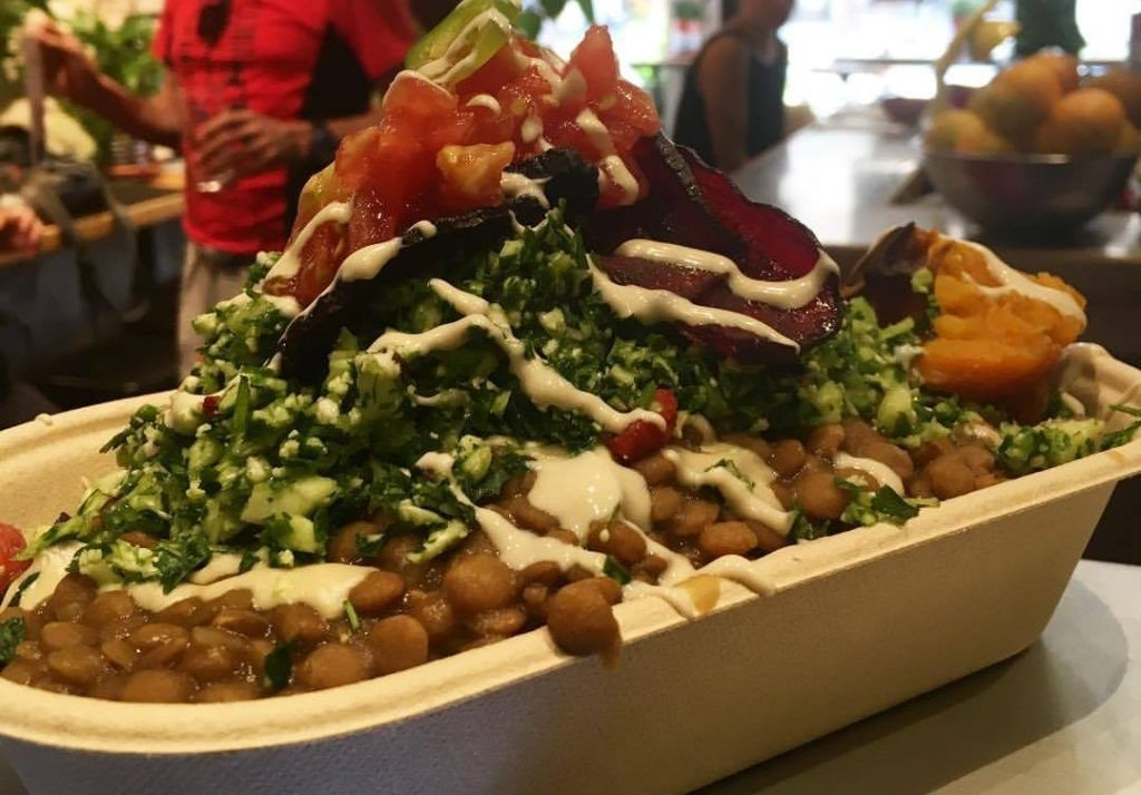 Vegan Restaurant Tel Aviv - Herzog Restaurant