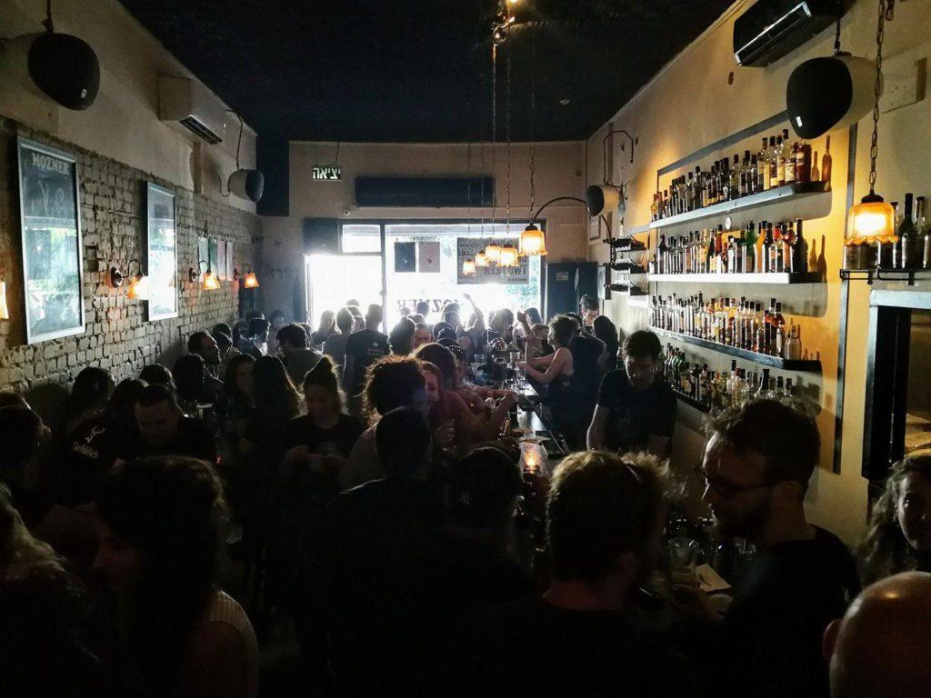 Mozner bar