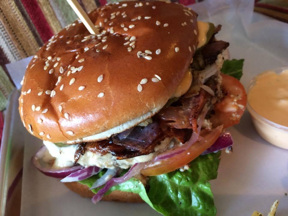 Vegan Restaurant Tel Aviv - Rainbow vegan street food