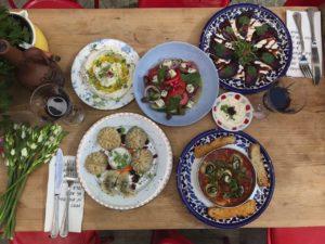 Georgian restaurants in Tel-aviv