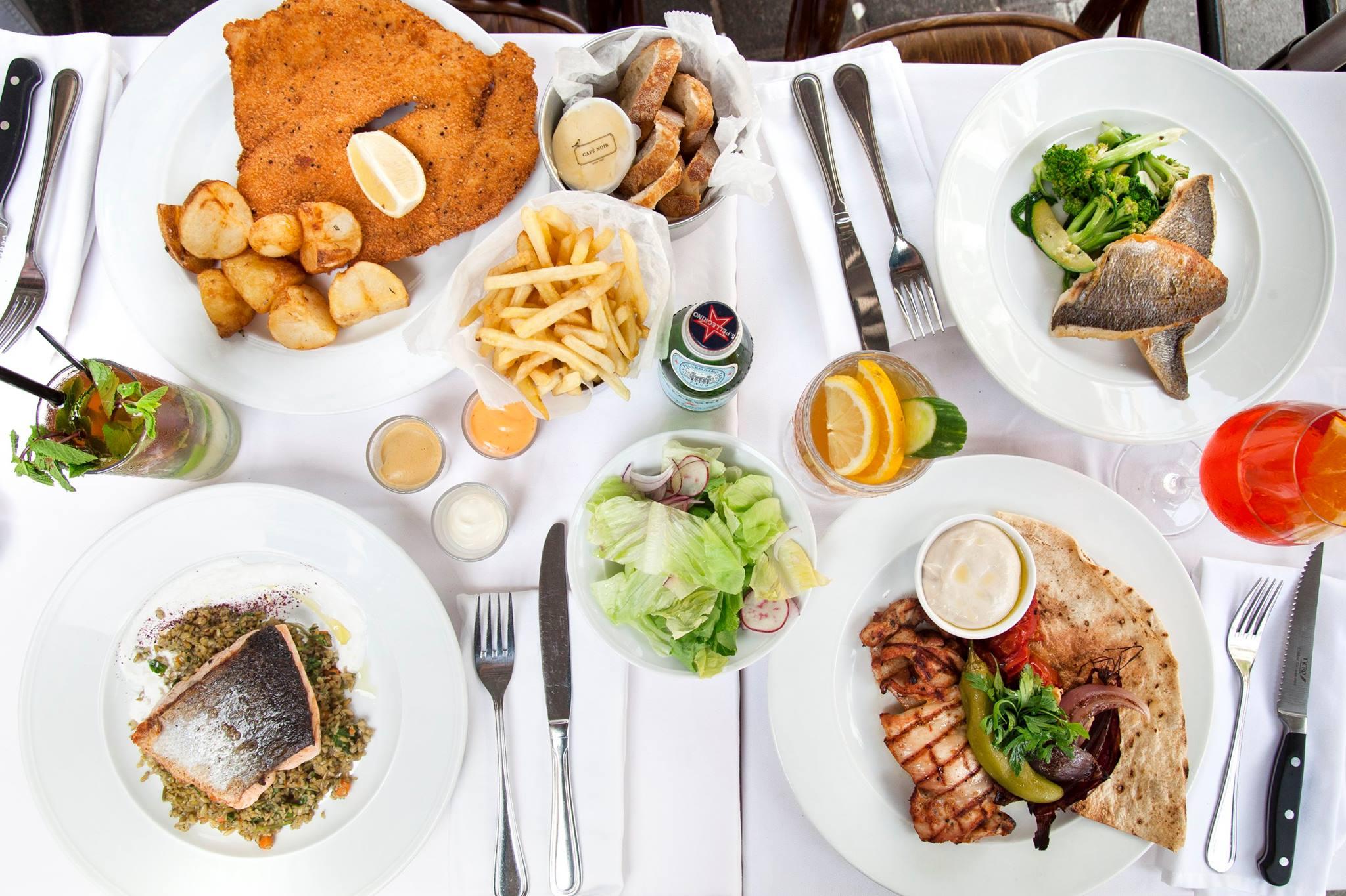 Caf Ef Bf Bd Noir Restaurant